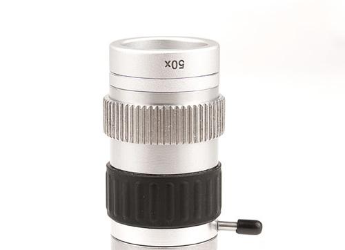 VideoCap 3.0 - Ottica 20x - 50x polarizzata